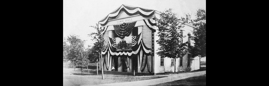 Town Hall Through the Years