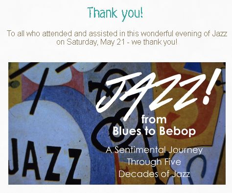 Jazz from Blues to Bebop